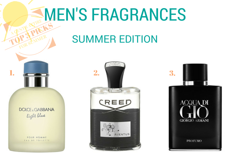 Men's Fragrances - Top Picks