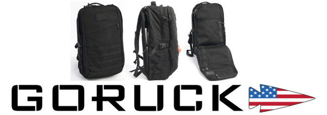 gr2 backpack by goruck