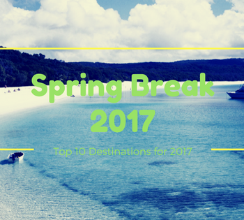 spring break deals 2017