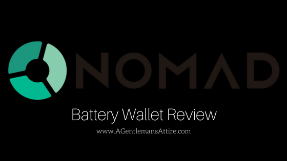 nomad battery wallet review
