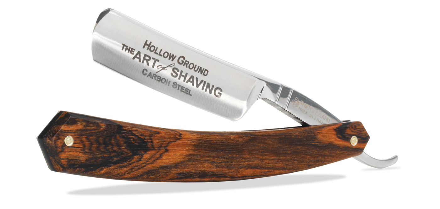Bocote Wood Straight Razor