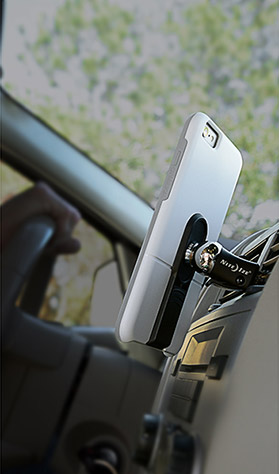 Steelie Vent Mount Kit for Otterbox's uniVERSE case