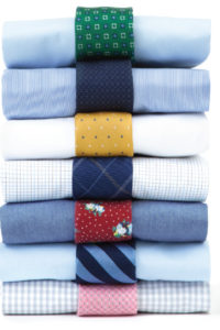 the tie bar shirts stack