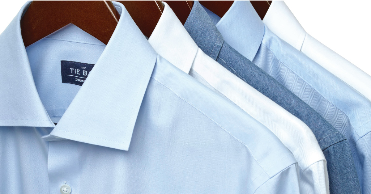 the tie bar shirts