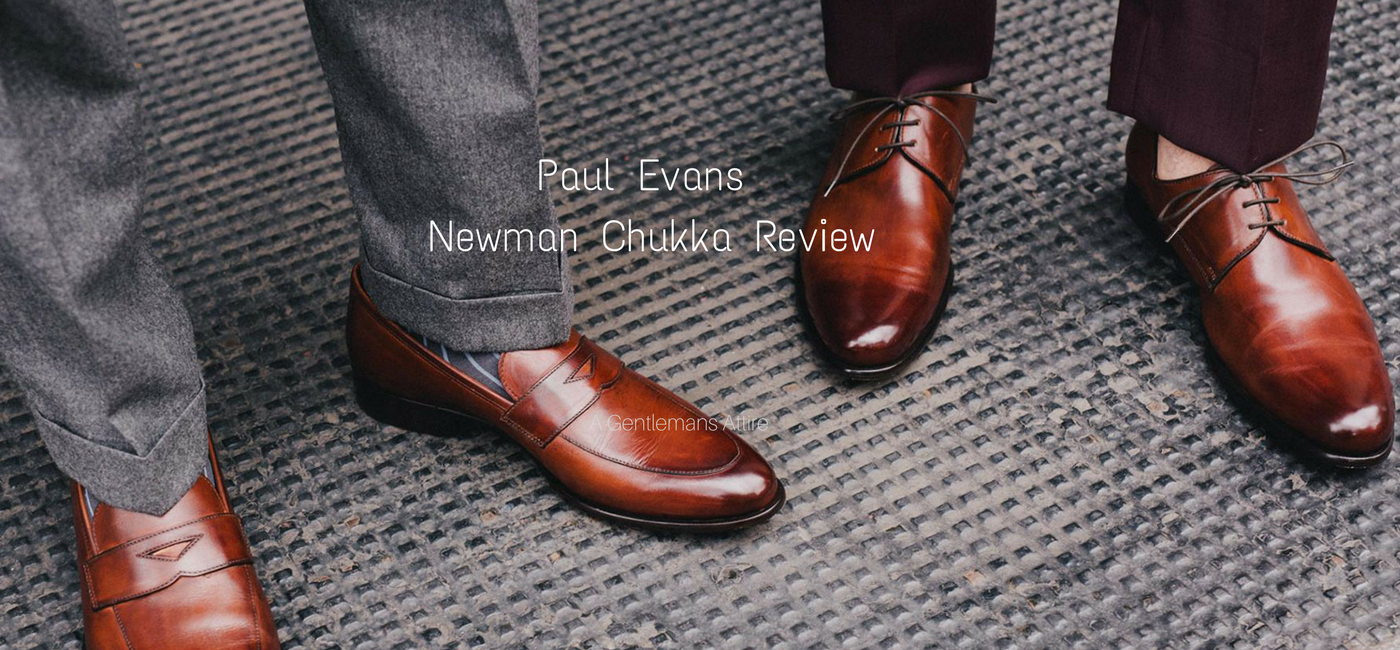 paul evans shoe review