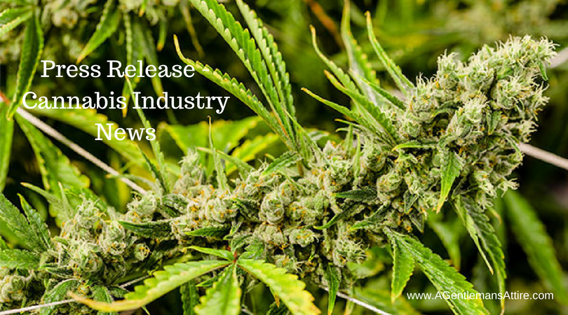 press-releasecannabis-industry-news